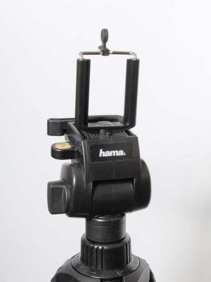 Smartphone Fotostativ-Adapter