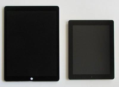 iPad Pro vs. iPad 4